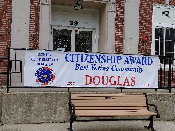 Citizenship Award Banner